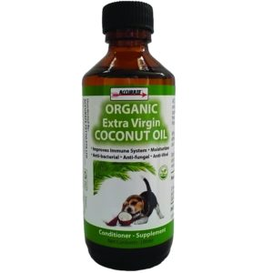 $9.80 Accurate's Organic Extra Virgin Coconut Oil is produce naturally through the careful selection of newly harvested matured coconuts. The fresh white coconut meat is grated, vacuum dried at low temperature and then cold pressed to extract the oil using and expeller with cooling system. This nutrient-packed coconut oil is then filtered to remove any sediments and vacuum dried to remove moisture. SKU: AC011 Categories: Accurate-cats, Accurate-dogs, Cats, Dogs, Nutritional-Supplements-Accurate-cats, Nutritional-Supplements-Accurate-dogs, Supplements-Accurate-cats, Supplements-Accurate-dogs Tags: Accurate, Cats, Dogs, Nutritional, Supplements Description Additional information