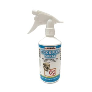 Accurate Flea & Tick Control Spray 500ml AC002