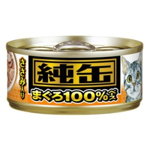 Aixia Jun-can mini Tuna/Chicken Fillet 65g AXJMY13