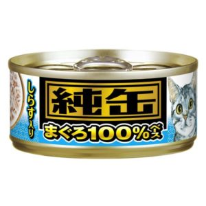 Aixia Jun-can mini Tuna/Whitebait 65g AXJMY14