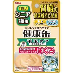 Aixia Kenko Pouch KIDNEY Care – Hairball Control 40g AXKCP6