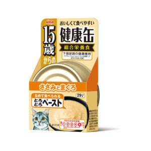 Aixia Kenko-can >15yrs old Chicken Fillet Thick Paste 40g AXKCG6