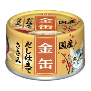 Aixia Kin-can Dashi Chicken Sauce70g AXGCD9