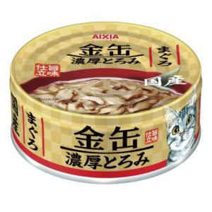 Aixia Kin-can Rich – Tuna 70g AXGCT1