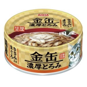 Aixia Kin-can Rich – Tuna w/Chicken 70g AXGCT3
