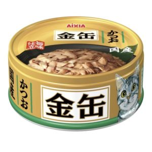 Aixia Kin-can mini Skipjack Tuna 70g AXGCM32