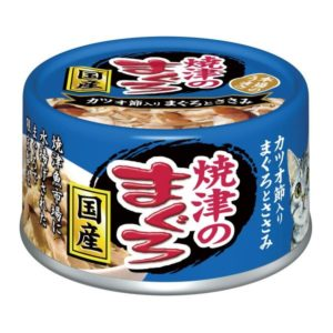 Aixia Yaizu No Maguro 焼津のまぐろ with Dried Skipjack 70g AXYM45