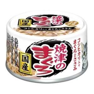 Aixia Yaizu No Maguro 焼津のまぐろ with Koshihikari Rice 70g AXYM44