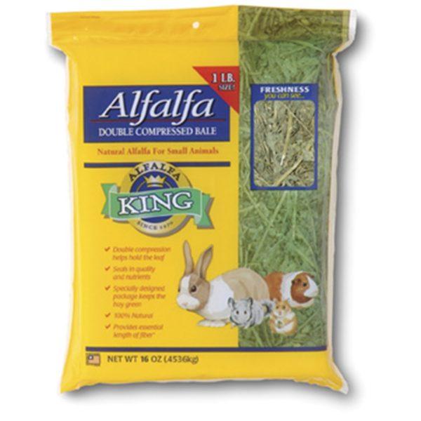 Alfalfa King Alfalfa Hay 16 oz AK1001