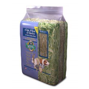 Alfalfa King Oat, Wheat & Barley Hay 10 lb AK30003