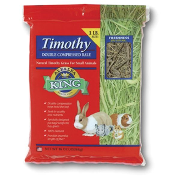 Alfalfa King Timothy Hay 16 oz AK20001