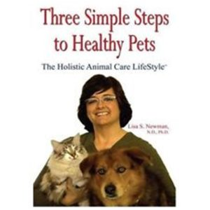 Azmira 3 Simple Steps to Healthy Pets AZ8008