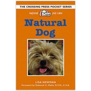 Azmira Natural Dog Pet Care Book AZ8000