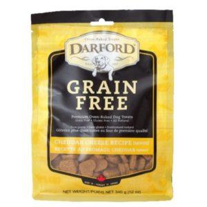 Darford Grain Free Cheddar Cheese (Minis) 340g DF01250