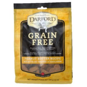 Darford Grain Free Peanut Butter 340g DF01294