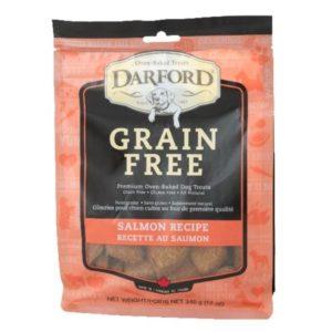 Darford Grain Free Salmon 340g DF01254