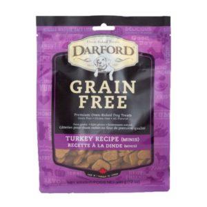Darford Grain Free Turkey (Minis) 340g DF01245