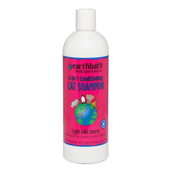 Earthbath Cat Shampoo – 16oz EB009