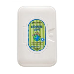 Earthbath Dog Green Tea Wipes EB031