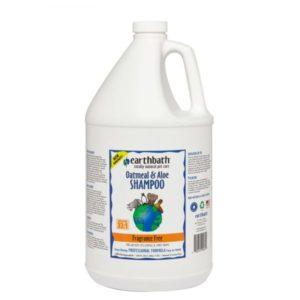 Earthbath Oatmeal & Aloe Fragrance Free – 1 gallon EB013A