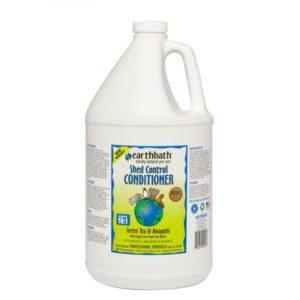 Earthbath Shed Control Conditioner – Green Tea & Awapuhi 1 gallon EB016A
