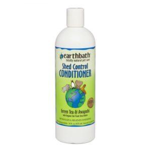Earthbath Shed Control Conditioner – Green Tea & Awapuhi 16oz EB016