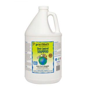 Earthbath Shed Control Shampoo – Green Tea & Awapuhi 1 gallon EB015A