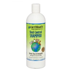 Earthbath Shed Control Shampoo – Green Tea & Awapuhi 16oz EB015