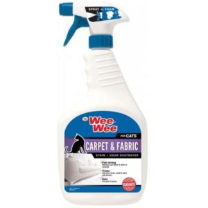 Four Paws CAT Carpet & Fabric Stain & Odor 32oz FP525649
