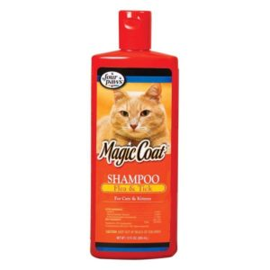 Four Paws Flea & Tick Shampoo for CATS 12oz FP526849