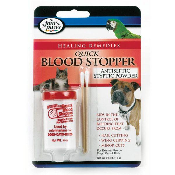 Four Paws Quick Blood Stopper Powder 1/2oz FP523273