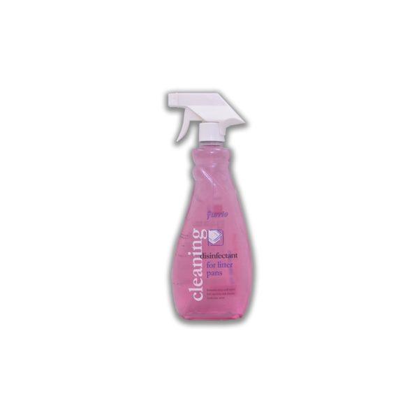 Furrie Litterpan Disinfec Spray 500ml FE0021