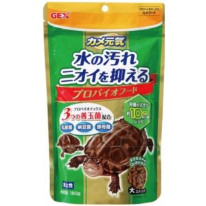 GEX AQ Turtle Happy Probio Food 180g GX031556