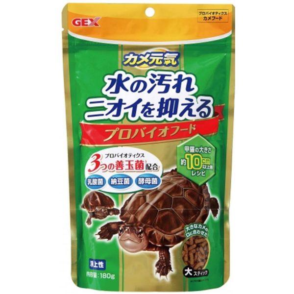 GEX AQ Turtle Happy Probio Food 180g GX031556