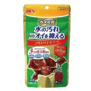 GEX AQ Turtle Happy Probio Food 65g GX031549