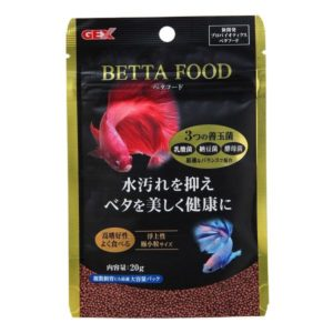 GEX Betta Food 20g GX033031