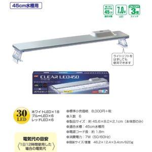 GEX Clear LED 450 GX024725