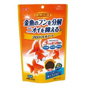 GEX Goldfish Happy Probio Food 220g GX029973