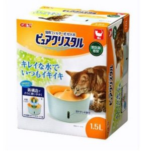 GEX PET Pure Crystal 1.5L for CAT (S) GX924582