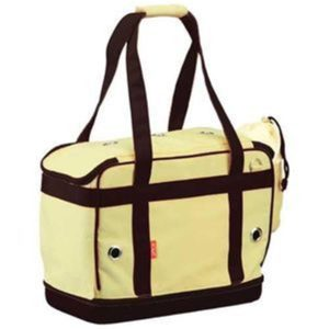 GEX-Pet Carry Bag Ivory (M) AB66035
