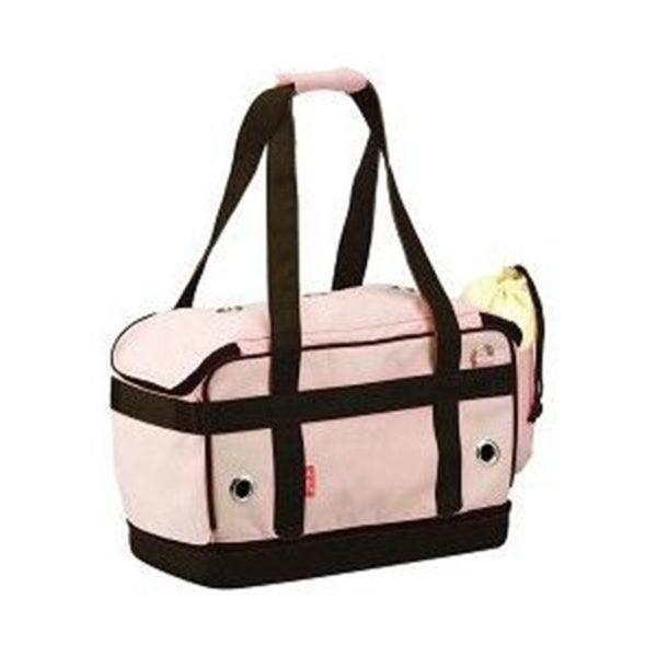 GEX-Pet Carry Bag Pink (S) AB66031