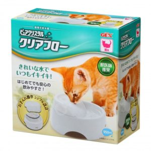 GEX-Pet Pure Crystal Cage (Clear Flow) CAT White GX923967
