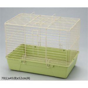 GEX-Pet Rabbit House ST Olive AB65969