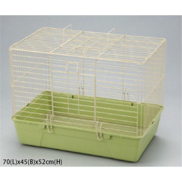 GEX-Pet Rabbit House ST Olive AB65969