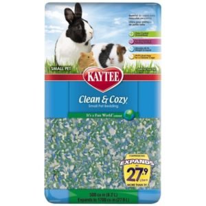 Kaytee Clean & Cozy Fun World 500 cu in KT521761