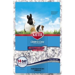 Kaytee Clean&Cozy Bedding EXTREME ODOR 40L KT533084