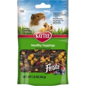 Kaytee Fiesta HealthTopping Mixed Fruit 1.6oz KT503007