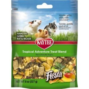 Kaytee Fiesta Trop Ad Treat Blend 8oz KT502816