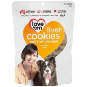Love'em Soy & Wholemeal Cookies – 450g LE402