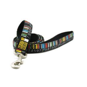 Max & Molly Barcode Short Leash L MM102008